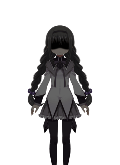 Akemi Homura (Megane ver.) Shadow