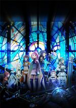 Magireco anime keyvisual2