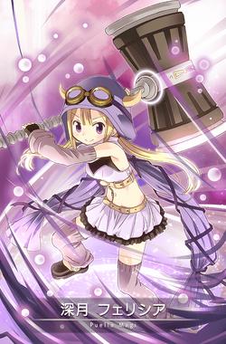 Mitsuki Felicia S3