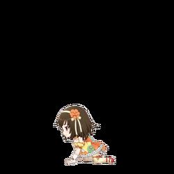 Sengoku Nadeko SD
