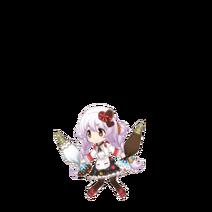 Momoe Nagisa (Valentine) SD