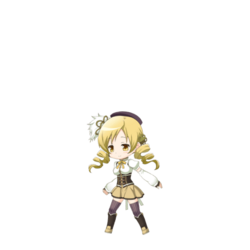 Tomoe Mami SD