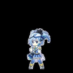 Utsuho Natsuki SD