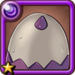 Black Eggmon icon