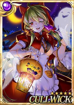 Halloween Cullwick F3