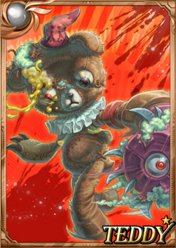 Teddy full card