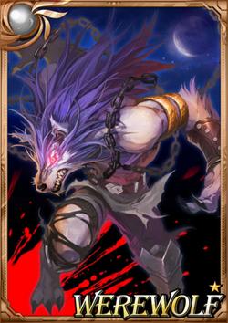 Werewolf full card