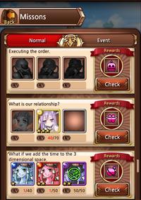Badges infophoto menu