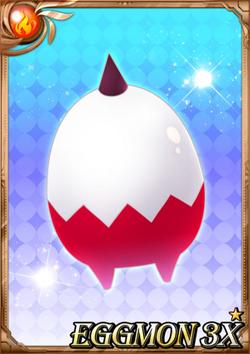 Eggmon3X full card