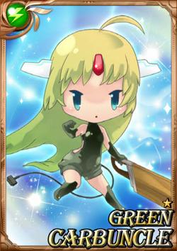Green Kabangcle full card
