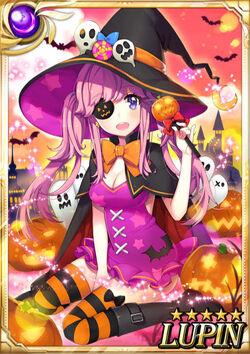 Halloween Lupin F3