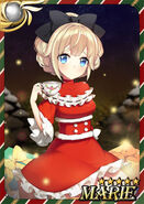 Christmas Marie F1