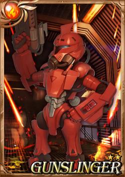Gunslinger full card