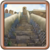 Map Temple Stairs icon