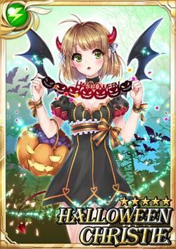 Halloween Christie F2