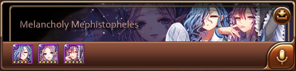 Melancholy Mephistopheles icon