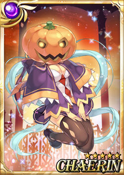Halloween Chaerin F1