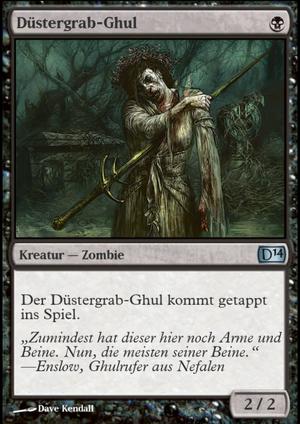 Düstergrab-Ghul