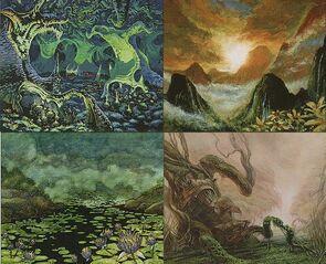 Visions of argoth