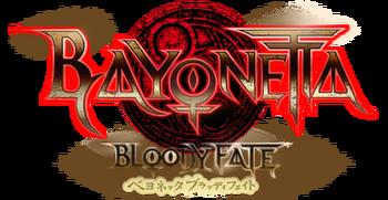 Bayonetta Bloody Fate logo