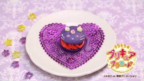 【アニマルスイーツレシピ】 ねこマカロンの作り方ムービー