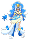 Kira Kira Pretty Cure Ala Mode Cure Gelato Ala Mode Style pose