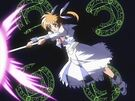 Mahou Shoujo Lyrical Nanoha Nanoha using the Sealing Mode6