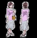Heartcatch Pretty Cure! Haruna pose