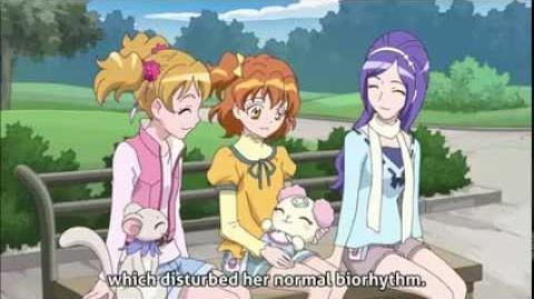 Fresh Pretty Cure! - Episode 13