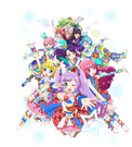 Pripara The Group with Faruru