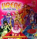 Sirene Pichi Pichi Pitch Luxor Dvd