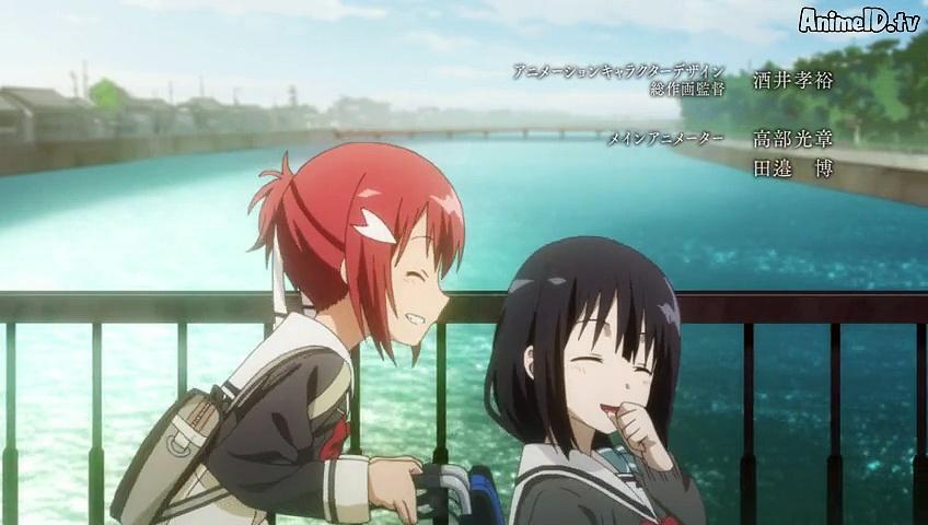 Yuuki Yuuna wa Yuusha de Aru - Opening 1 (version 2)