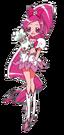 Heartcatch Pretty Cure! Cure Blossom chyppre pose