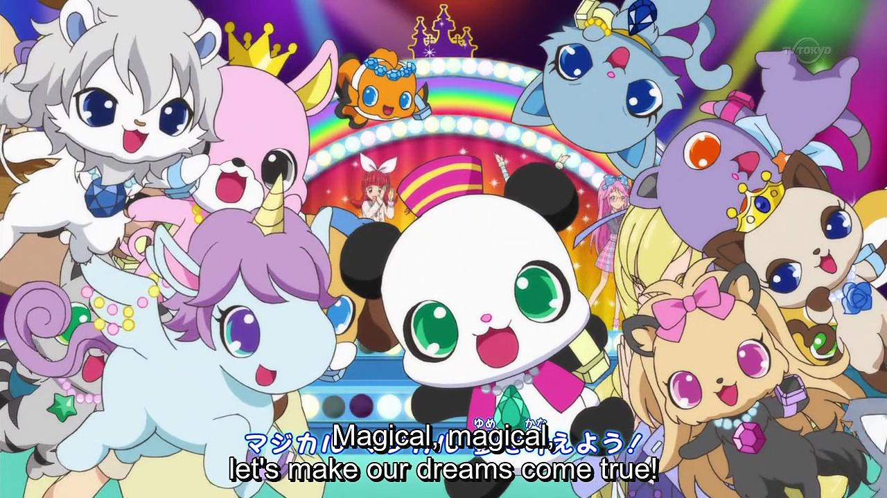 Jewelpet Magical Change - Episode 38