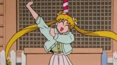 Sailor Moon R - Episode 2