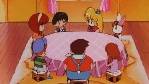 Hana no Mahou Tsukai Mary Bell - Episode 36
