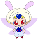 Pretty Cure Max Heart Eternalun pose
