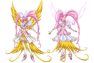Suite Pretty Cure Crescendo Cure Melody pose
