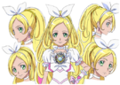 Suite Pretty Cure Cure Rhythm pose2