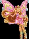 Winx Club Flora Enchantix pose3