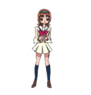 Heartcatch Pretty Cure! Kanae pose