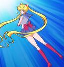 Sailor Moon Crystal Legendary guardian Sailor Moon