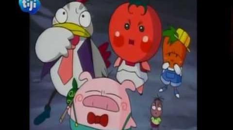 Yume no Crayon Oukoku - Episode 16