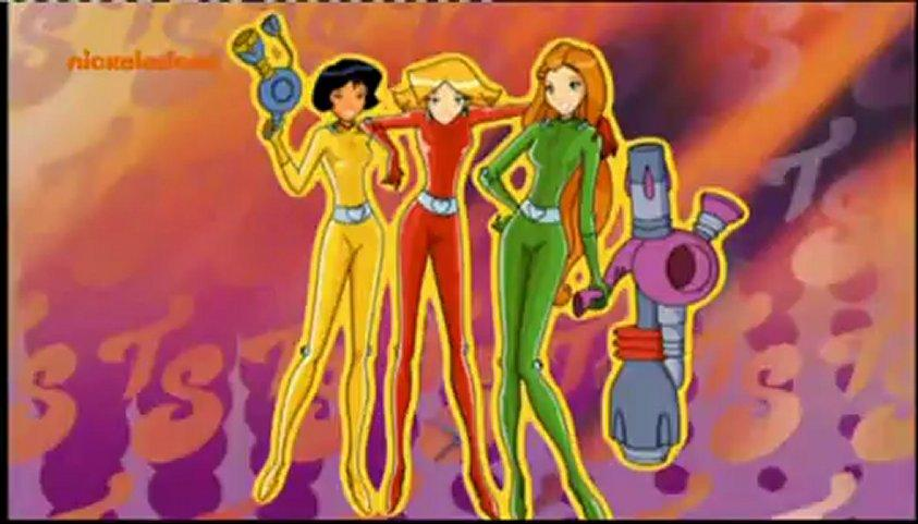 Totally Spies - Episode 115