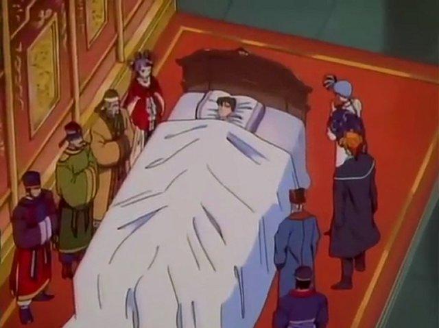 Fushigi Yuugi - Episode 50