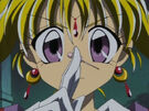 Kamikaze Kaitou Jeanne Kaitou Jeanne with her pin9
