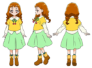 Kira Kira Pretty Cure Ala Mode Himari pose2