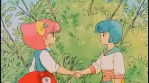 Mahou no Princess Minky Momo and Mahou no Tenshi Creamy Mami - OVA