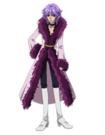 Sugar Sugar Rune Robin pose
