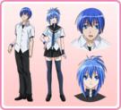 Kämpfer Natsuru profile 2